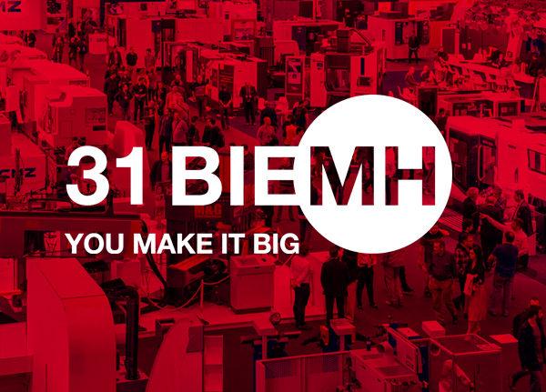 Participamos en la próxima 31 edición de la Feria BIEMH en Bilbao (23-27 Noviembre)