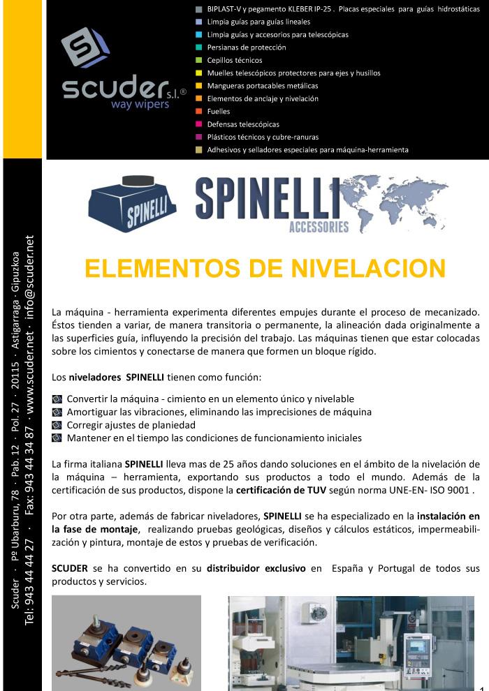 Catálogo SPINELLI 2017