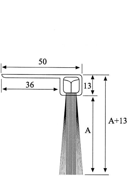 Cepillos Strip F8