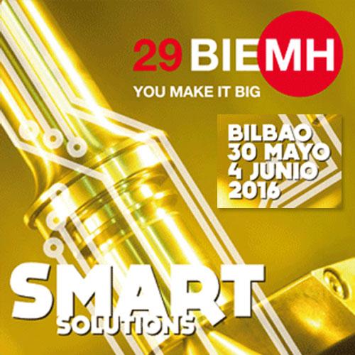 Participamos en la próxima 29 edición de la Feria BIEMH en Bilbao (30mayo – 04junio)