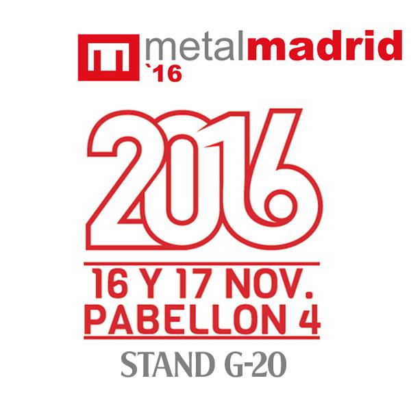 Scuder en la Feria Metalmadrid 2016