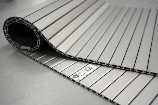 Protección - Persianas de aluminio
