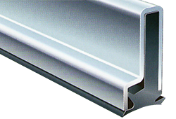 Limpia guías para máquinas / rascadores para máquina Scuder Way Wipers Serie AB