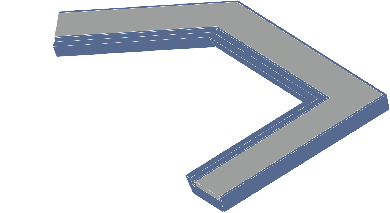 Limpia guías / rascadores serie FBA con molde