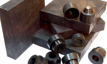 Tacos de apoyo y antivibratorios para máquinas