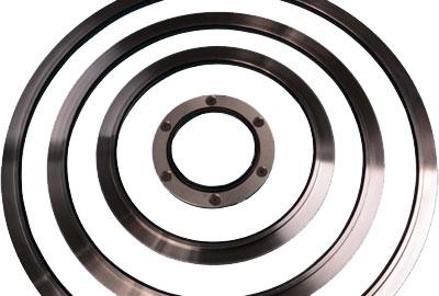 Limpia guías para cilindros y ejes | Rascadores Cilíndricos para máquina-herramienta.
